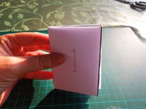 Making a mini-book